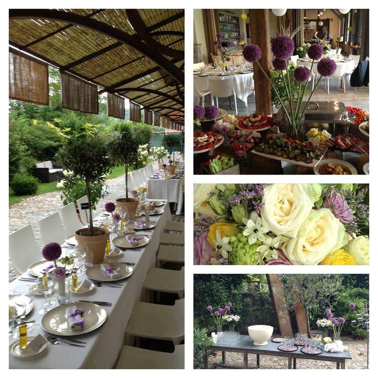Mariage à L'Institut Gastronomie Riviera à Seillans