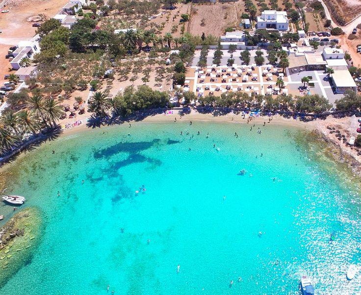 Palm Beach @ Paros island , Greece !!!