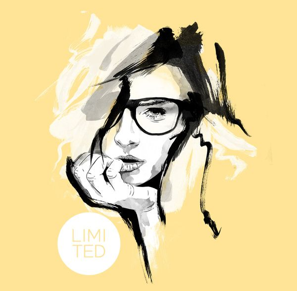 Lez a Lez - Limited - Ilustration by Estudio Blanka , via Behance