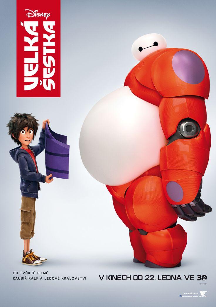 Plakát k filmu Velká šestka
