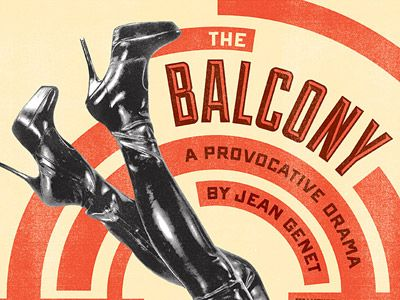 Balcony Poster by Ryan Frease