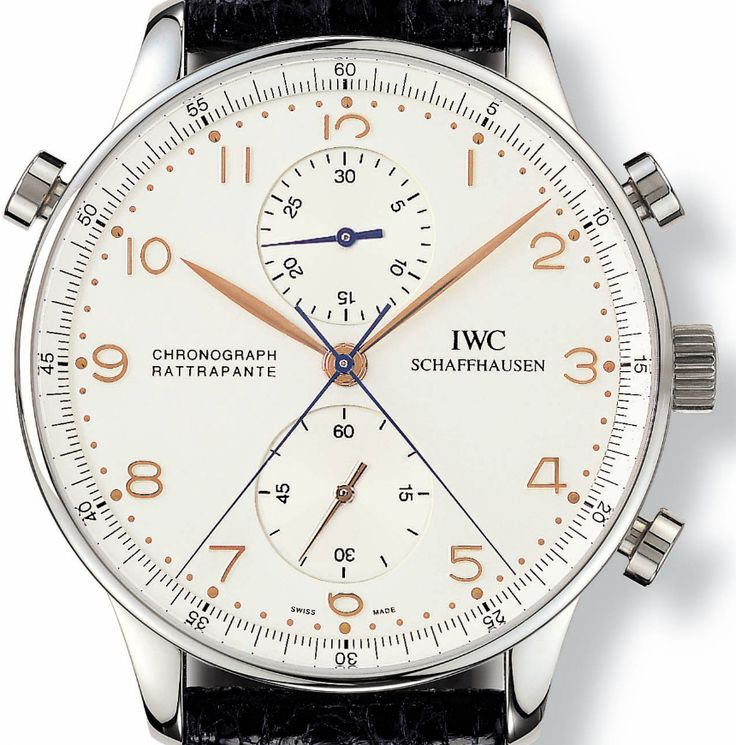 "Three New IWC Portugieser Chronograph Rattrapante Watches Honor Cities Of Milan, Paris, & Munich - by Kenny Yeo - Three new distinct pieces up now at: aBlogtoWatch.com - ""The first IWC Portugieser Chronograph Rattrapante watch was introduced in 1995 and l https://www.thesterlingsilver.com/product/june-ed-quartz-stainless-steel-mens-watch-with-sapphire-crystal-dial-window-w-0060/"