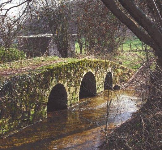 Pont médiéval, Montchauvet