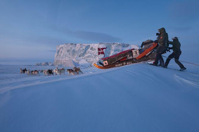 Sirius - Denmark's Navy Dogsled Patrol in Greenland