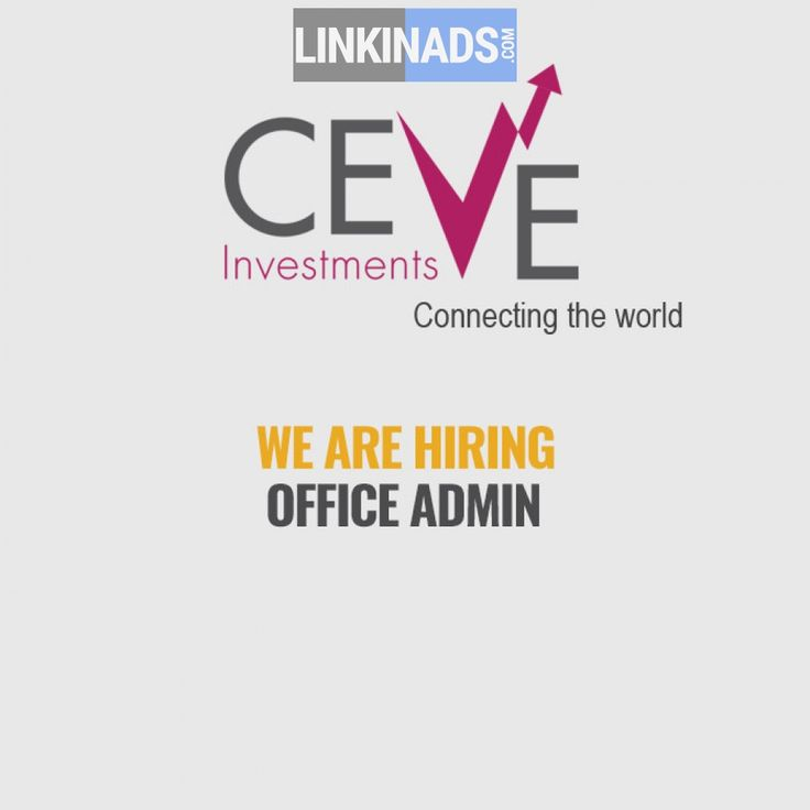 HIRING - OFFICE ADMINISTRATION