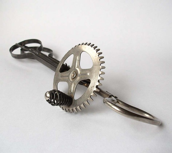 Vintage Hand Held Rotary Whisk  Manual Egg Beater  by Eclectic Shop  Repinned by www.silver-and-grey.com