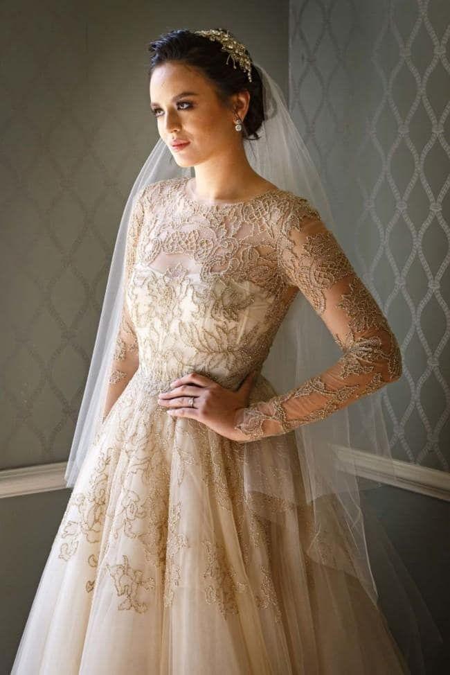 The Best Wedding Dresses Vogue Brides Has Ever Seen Wedding
