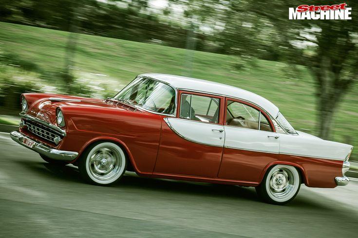 Holden -FB-onroad