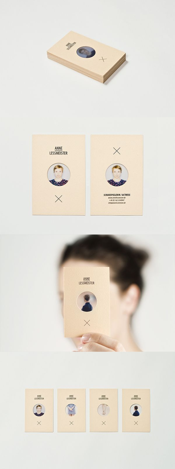 Anne Lessmeister cute branding and design