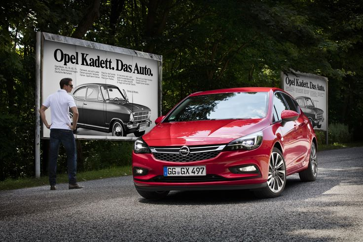 Opel and compact class cars – this exceptional success story starts with the Kadett in 1936 and will be continued with the new Astra, the eleventh generation of an Opel compact class car.