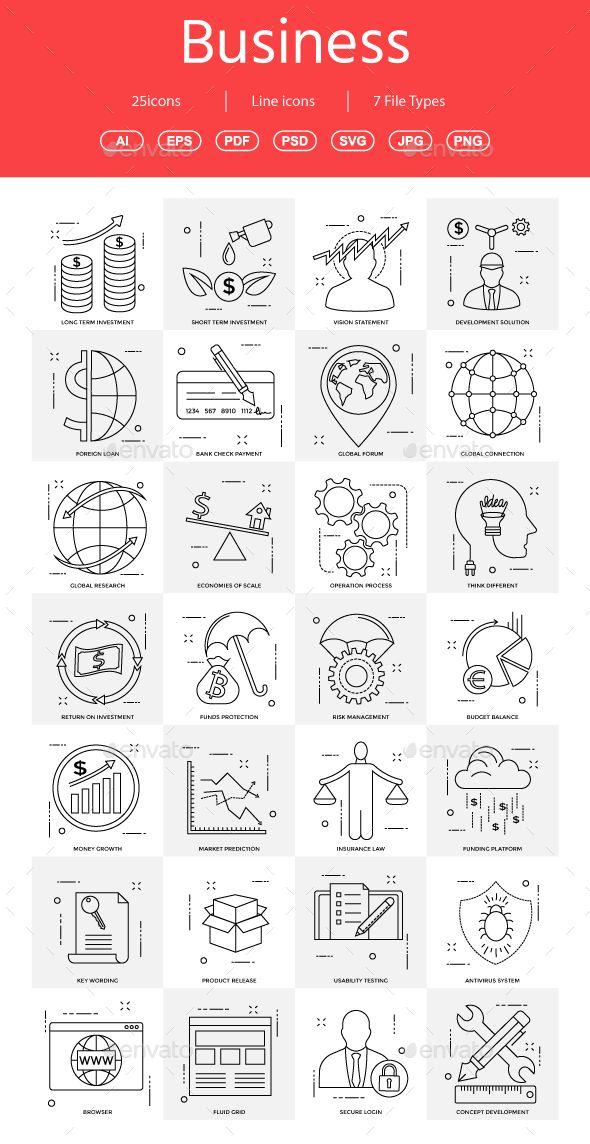 15+ Vector Business Illustration vol 17