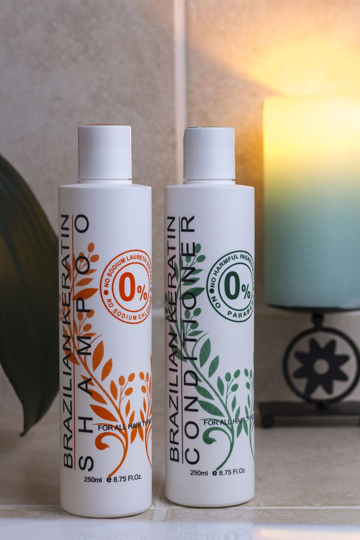 The best Sulphate and Paraben free products. Perfect post-keratin treatment - South Africa