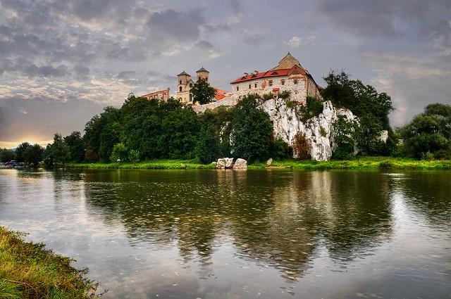 Benedictine Abbey, Tyniec, Poland