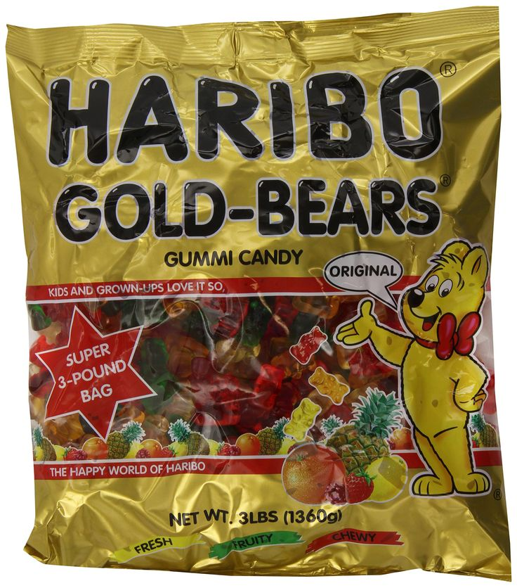 15 Best Ideas About Haribo Gold Bears On Pinterest