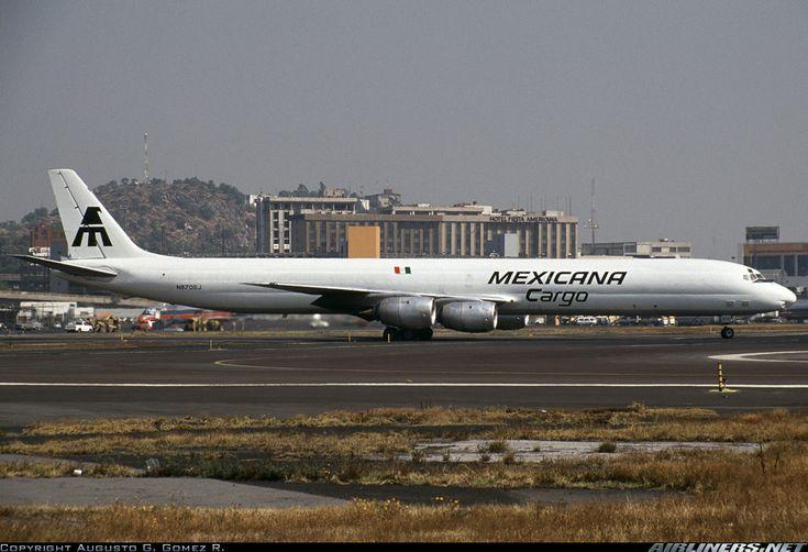 McDonnell Douglas DC-8-71(F) aircraft picture