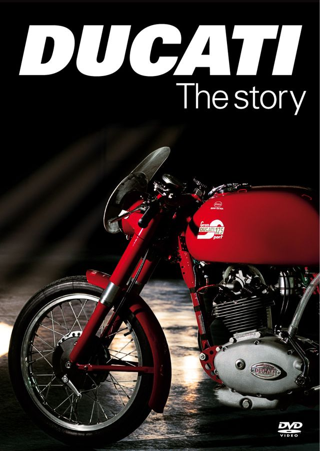 Present idea? 10 Great Motorcycle Gifts Under $100: Ducati - The Story DVD - $39.90