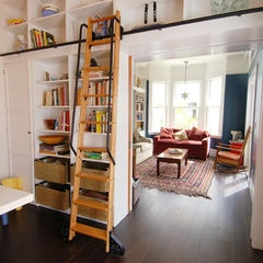 Best 215 Best Rolling Library Ladders Images On Pinterest 400 x 300
