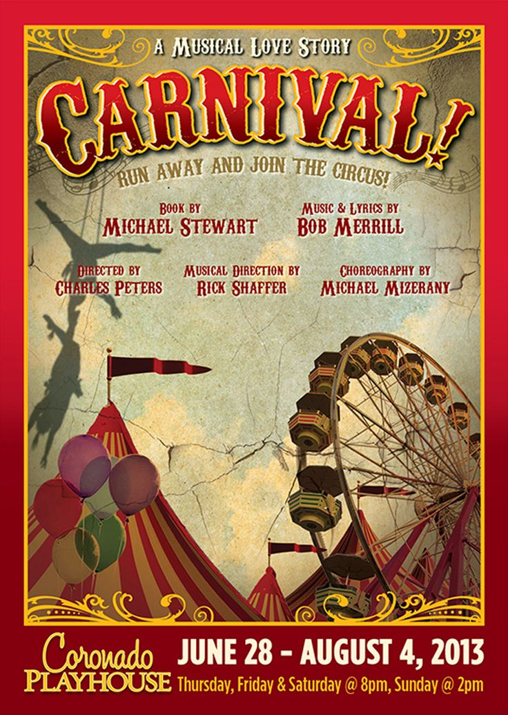 Images For > Vintage Carnival Sideshow Posters | Much ado ...