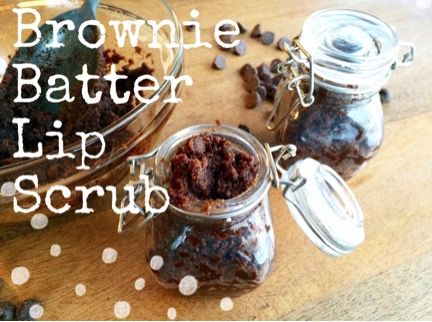 how to make this awesome scrub!! you can use it on your body too!!
