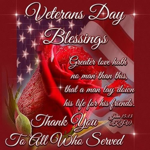 Veterans Day Blessing   Craft Ideas Gift Ideas   Veterans ...