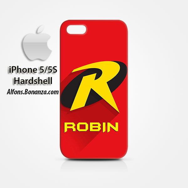 Robin Superhero iPhone 5 5s Hardshell Case