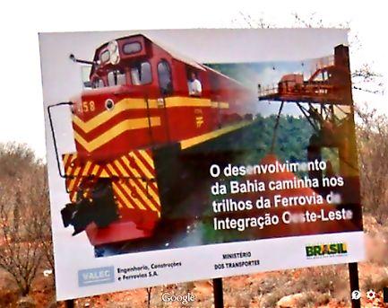 """"""" Com atraso sobre atraso, a FIOL se converte em um projeto sem começo, meio ou fim... """"  ESTADÃO: http://economia.estadao.com.br/noticias/geral,a-ferrovia-parou-no-meio-do-caminho,1757245 #FIOL #Brumado #Caetité   #TremdeFerro   #FerroviasBrasileiras   #Valec   #Bahia   robson trindade - Google+"""