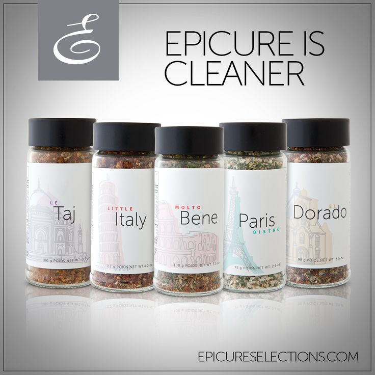 When it comes to #Epicure's new Secret Sauces, there's no comparison! These revolutionary, versatile blends are easy to make, incredibly flavourful, and a little bit addictive. They're also #kosher, #vegan, #dairyfree, and #glutenfree, which makes them one-of-a-kind!