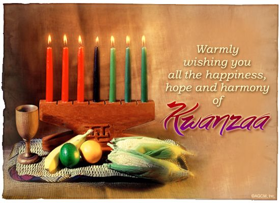 Happy Kwanzaa 12 Months And Greetings Pinterest Kwanzaa Happy
