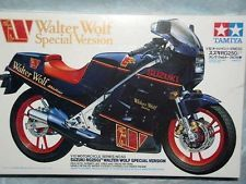 TAM14053 1:12 Tamiya RG2520 Walter Wolf Special