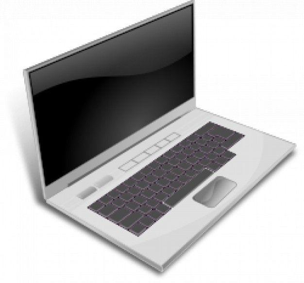 Zo een laptop als versiering zou ook passen in onze huis