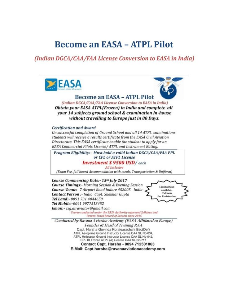 Dreaming of Becoming a Pilot? Call 0091 9977513452