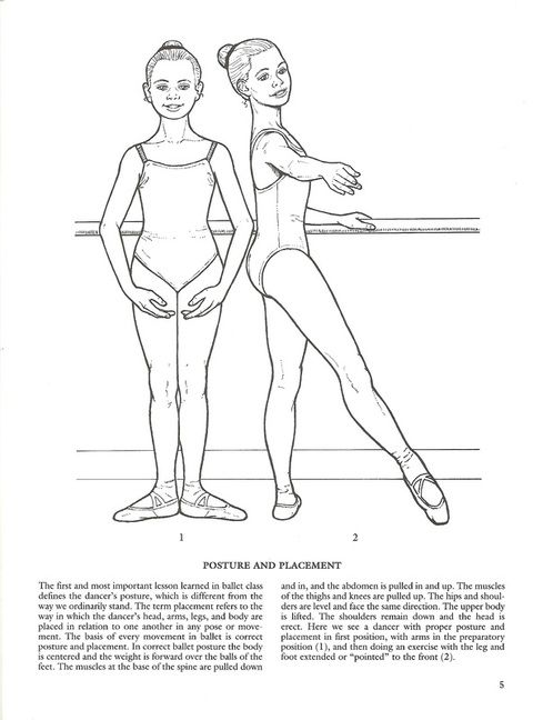 Posture and placement
