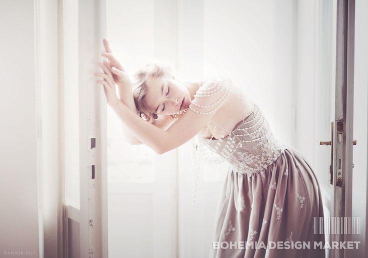 >>Dressed in Pearls -byAdrianet<< Enjoy Uniqueness & Quality of Czech Design http://en.bohemia-design-market.com/designer/byadrianet