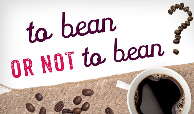 Caffeine Addiction & Your Health: To Bean or Not To Bean?