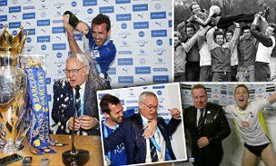 MARTIN SAMUEL: Claudio Ranieri was about to begin his address to the media when a few of his players dumped a bottle of champagne on his head.  Would they have done that to Sir Alex Ferguson?