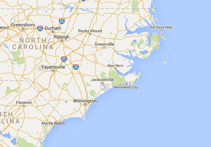 A Nicholas Sparks Tour of the North Carolina Coast