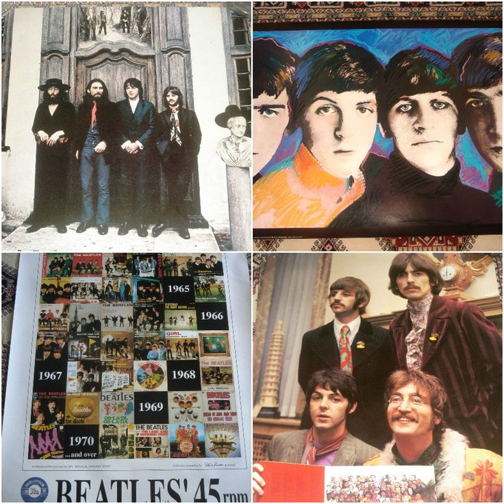 Can't Buy Me Love but you can buy me some Beatles memorabilia in today's Antiques, Collectables and Vintage Auction closing today at 7 PM!