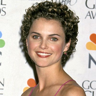 keri russell short hair - Google Search  @Whitney Penn where have we seen this before...? laugh so I don't cry.