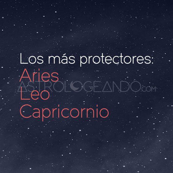 Los más protectores ...