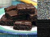 Top Vegetarian Recipes of 2012: Chocolate fudge brownies