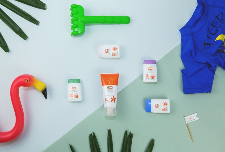 EQ // For Colors lovers // Sun Care