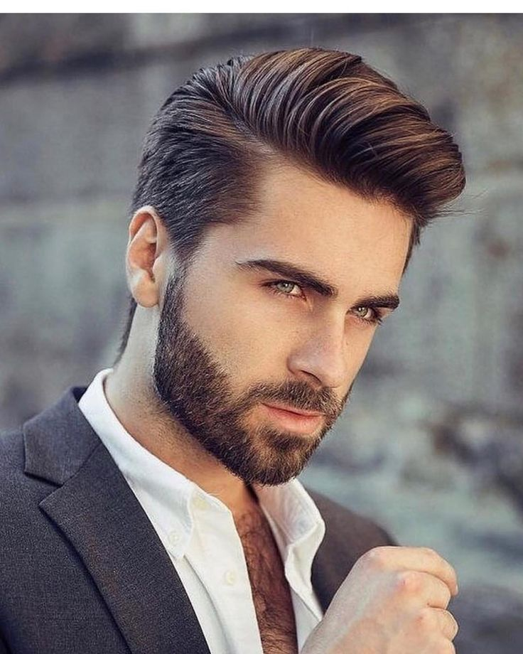 Sexy hair style for men 11