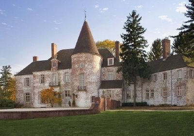 Northwood Is A French Normandy Style Manor Located In The