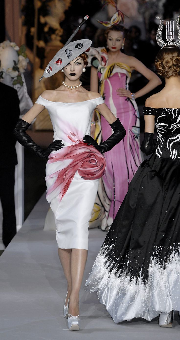 Christian Dior  \Couture Collection \  Fall 2007