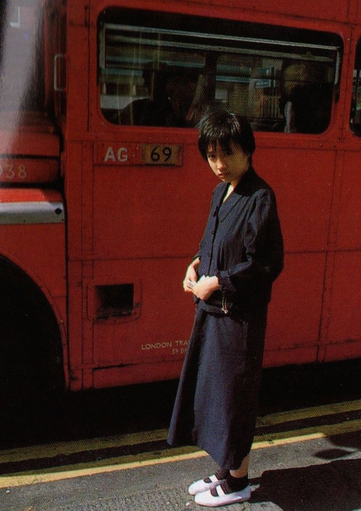 Jun Togawa in London