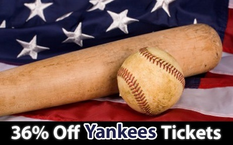 36% off New York Yankees Tickets vs Los Angeles Angels Fri. Jul. 13 @ 7:05pmCrowd Seats, Seats Ticket, Washington National, Chicago Cubs, Atlanta Brave, Colorado Rocky, Daily Deals, Los Angels, Ticket Deals