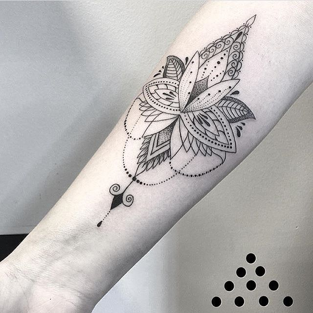 Tattoo by ferrousik