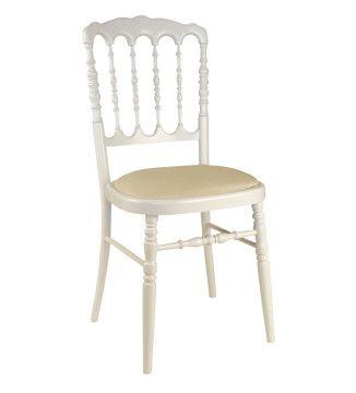 Parigina White Chair / Parigina sedie Bianca  #guidilenci All Rights Reserved GUIDI LENCI www.guidilenci.com