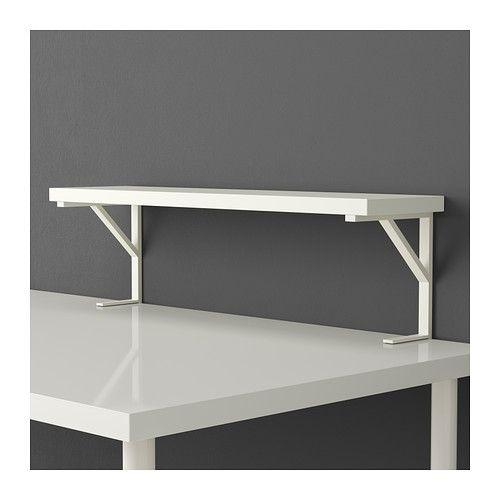 EKBY TÖRE Staffa per piano tavolo - bianco - IKEA