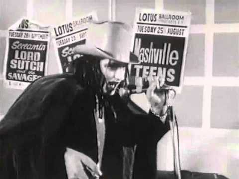 ▶ JACK THE RIPPER - Screaming Lord Sutch (Live Performance, 1964) - YouTube